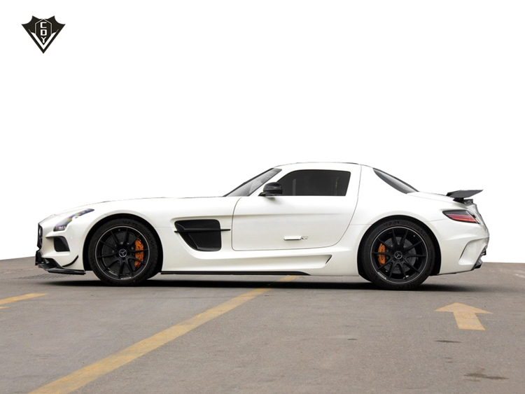 Mercedes benz SLS C197 black series body kit good fitment